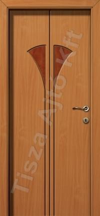 kétintarziás Tisza beltéri ajtók