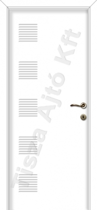 tele festett beltéri ajtó