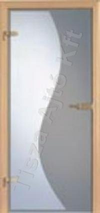 mintás üveges beltéri ajtók