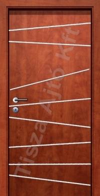 CPL beltéri krómcsíkos ajtó