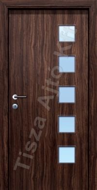 CPL belső üveges ajtó