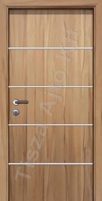 króm csíkos belső ajtó