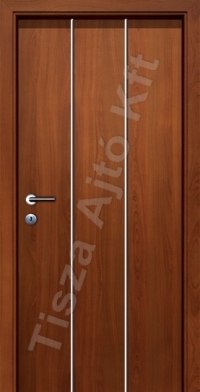 króm csíkos beltéri calvados ajtó