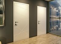 színes festett beltéri ajtók
