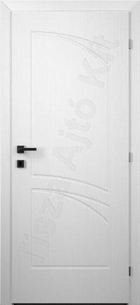 Festett fehér belső nyílászáró 45. kialakítás