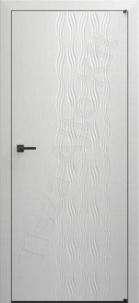 Festett fehér ajtó deep 4.1. típus