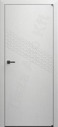 Fehér festett beltéri ajtó deep 11.5. minta