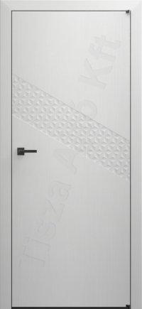 Fehér festett belső ajtó deep 11.6. minta