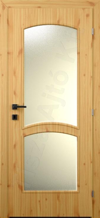 Laminált ajtó 29. típus üveges