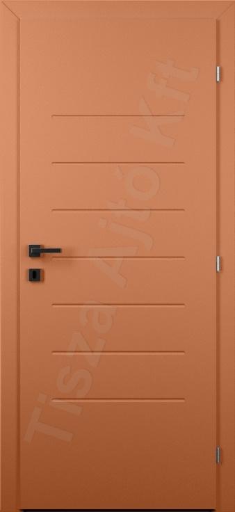 Vákuumfóliás beltéri ajtó 123. kialakítás