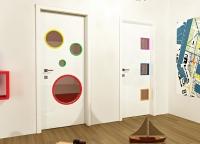 dekor üveges ajtók