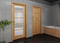 üveges belső ajtók