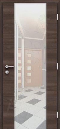 üveg belső borneo ajtó