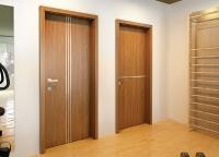 króm csíkos ajtók beépítve