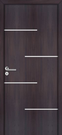 Krómcsíkos ajtó - Gordion Z.